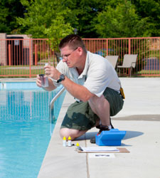 Jacksonville Swimming Pool Cleaning